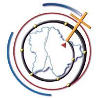 Élő rózsafüzér logo