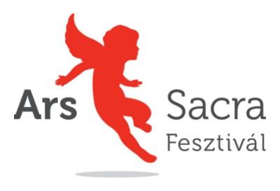 Ars Sacra fesztivál logo 2015