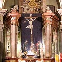 Nagyböjti lepel, Szent Anna templom