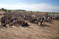 Nemzeti Nagytábor 2013, Ócsa, megnyitóünnepség