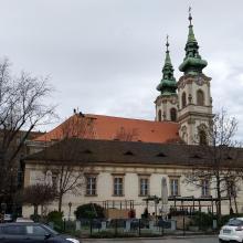 Végéhez közelít a Szent Anna templom tetőzetének felújítása, 2020. márc. 13.
